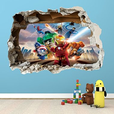 Lego Marvel Avengers - ebay.co.uk