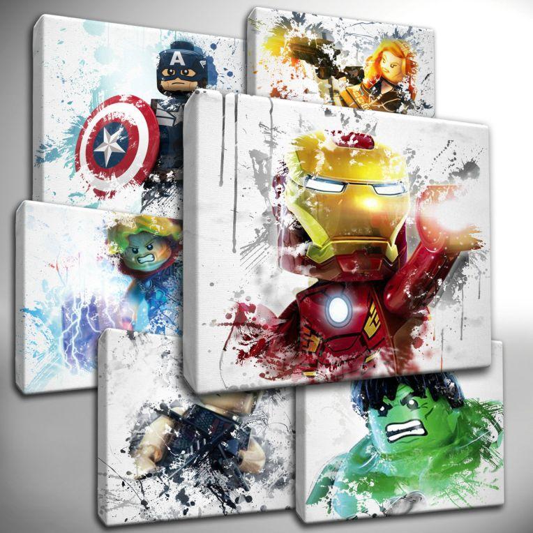 lego-marvel-canvas-ebay