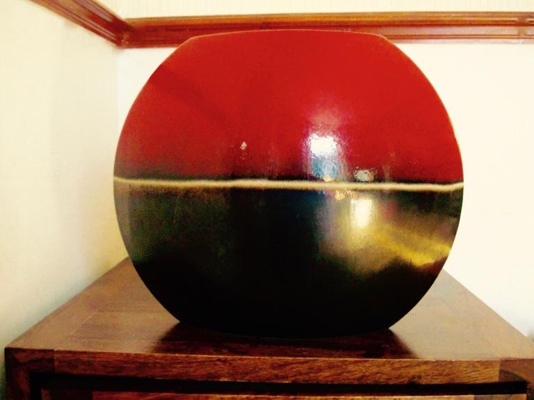 sphere-vase