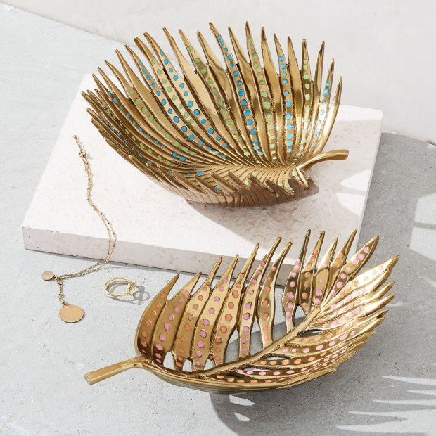Palm Leaf Catchalls from £29