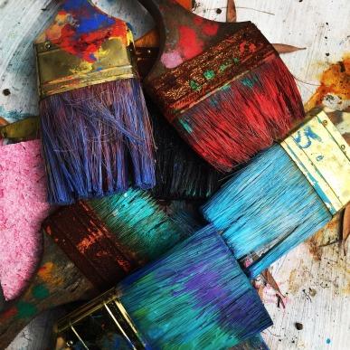 Paint brushes@pixabay