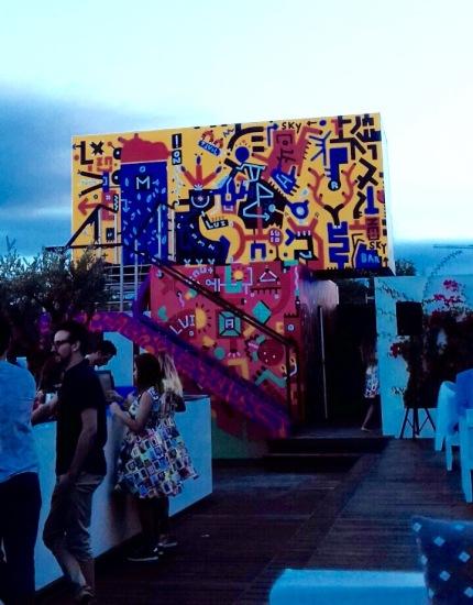 Sky Bar, Lisboa