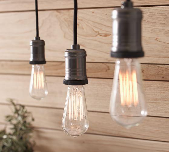 Industrial light pendants
