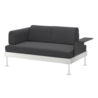 DELAKTIG, Three-seat Sofa, £570