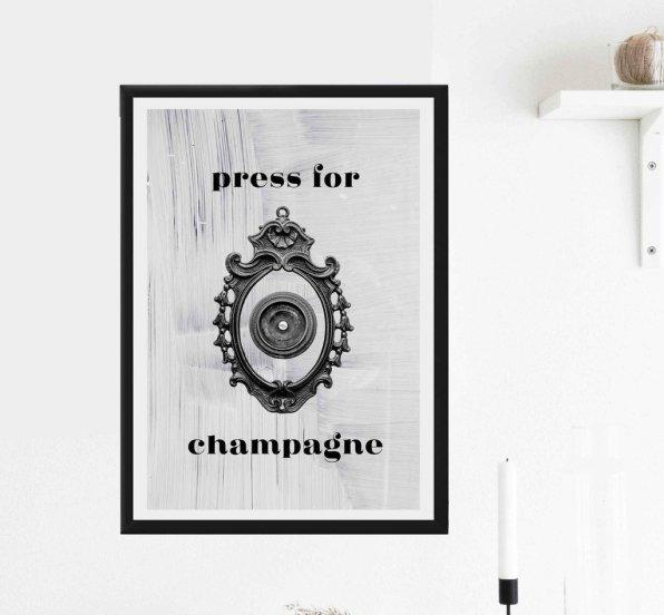 press-for-champagne_Eddie & the giant peach