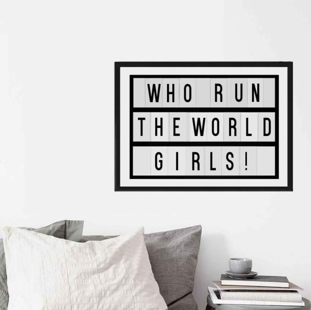 who-run-the-world-girls - Eddie & the giant peach