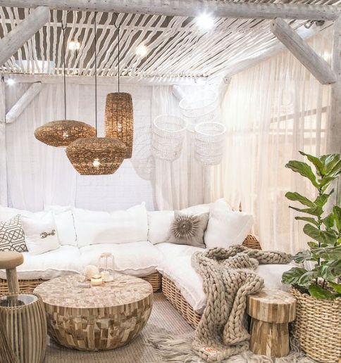 Natural decor - Pinterest