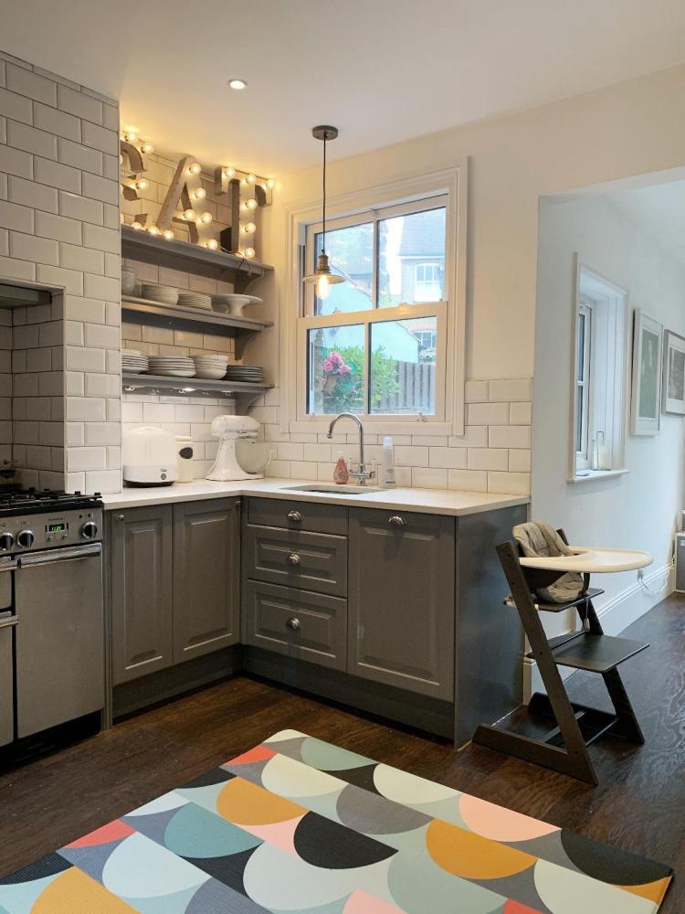 Kitchen - Amanda